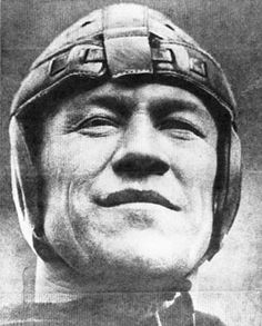 Jim Thorpe, amazing athlete.