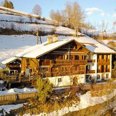 Help with daily chalet life at our small Hostel in the village of Gryon, Switzerland