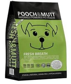 Pooch and Mutt Products | AMF Typing Services (Est 2001)