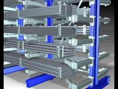 Welding Workshop, Roof Truss Design, Store Layout, Roof Trusses, Industrial Hardware, Rack Design, Diy Projects, Storage, Cash Register