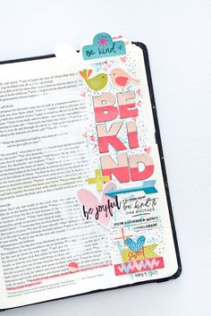 Citrus Twist Kits: Bible Journaling May 2017 with Jessy Christopher
