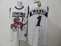 Cheap NBA Jerseys, Good Qaulity NBA Jerseys,Best NBA Jerseys,Cheap NBA Jerseys from China,China NBA Jerseys,Cheap  Free Shipping,Nike NFL Jersey NBA Toronto Raptors 1 Tracy McGrady New Rev30 Swingman Soul Throwback White Jersey:$19