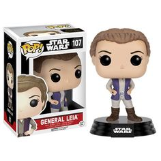 Star Wars: TFA General Leia Pop! Vinyl Figure - Funko - Star Wars - Pop! Vinyl Figures at Entertainment Earth