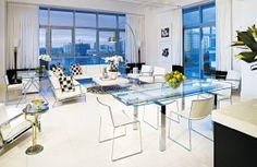 Condo living room/dinning room