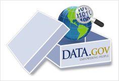 Open Data gov https://www.data.gov/