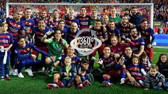 360-degree video of the Copa del Rey celebrations at the Calderón
