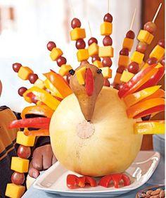 Edible arrangement; meet Thanksgiving