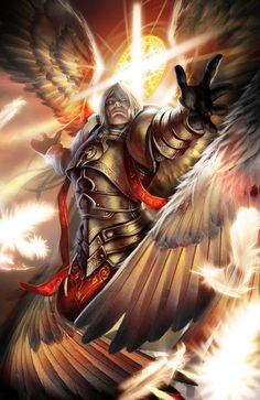 warrior angel fantasy art - Pesquisa Google                              …