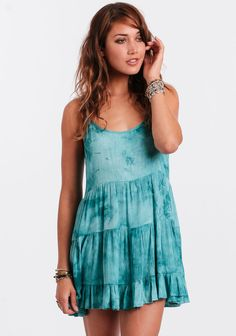 Bluer Sea Dress