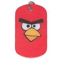 Angry Birds - Dog Tag Series