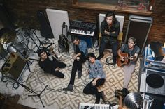 ONE DIRECTION announce new album 'Four' + offer new song 'Fireproof' as a free download.
