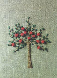 Gallery.ru / Фото #28 - Лим Кьюн Korean 3D Embroidery: flowers, trees, fruits - dioanna