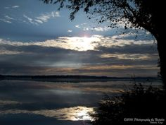 The setting sun.. Reflections on the day. by seeAroostook on Etsy