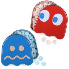 Pac Man Ghost Sours Candy Tin