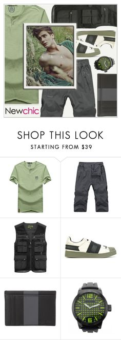 """""""Newchic (8) ♥"""" by av-anul ❤ liked on Polyvore featuring MOA Master of Arts, Jack Spade and Kenneth Cole"""