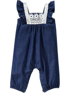 Trend Alert :: Must-Have Chambray Finds for Baby