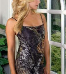 Camo Nightgown