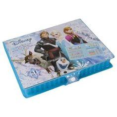 Disney Coffret Coloriage La Reine Des Neiges