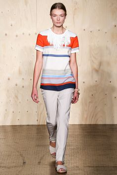 Paul Smith Spring 2015 Ready-to-Wear Fashion Show - Luna Schulze (SUPA)