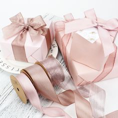 We carry all kind of light pink, hot pink even passion red color gift wrapping paper, Wrapaholic everything is about gift wrap Pink Christmas Wrapping Paper, Pink Wrapping Paper, Pink Christmas Decorations, Creative Gift Wrapping, Wrapping Ideas, Creative Gifts, Gift Wraping, Christmas Aesthetic, Pink Gifts