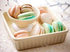 Macarons selber machen - so geht's - macarons  Rezept