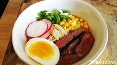 If you think fancy ramen is beyond your cooking capabilities, try this easy recipe