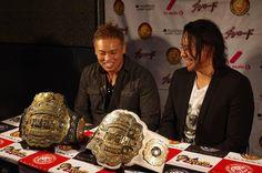 Kazuchika Okada & Shinsuke Nakamura