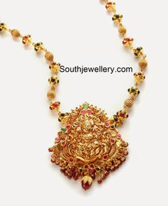 gold balls temple jewellery 26gms