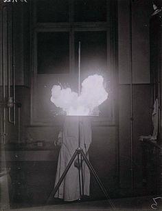 Unknown Photographer, Magnesium Flash, (1928)