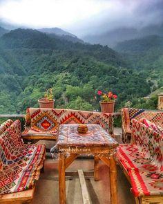 Beautiful Iran: Masoule, Gilan province, Iran (Persian: شهرک ماسوله،گیلان) Photo by: Fereshteh.mim