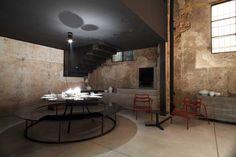 RESTAURANTE CARLO E CAMILLA IN SEGHERIA EM MILÃO #viagem #restaurante #decoracao #decor
