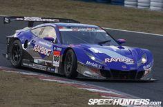 JGTC/SUPER GT Raybrig Honda HSV-010