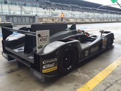 Strong debut for Strakka's latest Gibson 015S