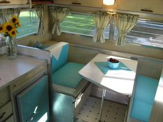 1966 Lo-Liner Interior