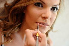 Bride maquillage
