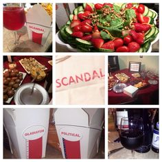 Scandal Party