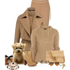 Love me love my dog!, created by sherry7411 on Polyvore