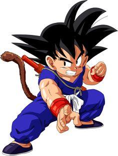 Dragon Ball - kid Goku 23 by superjmanplay2 on DeviantArt