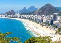 Hoteluri pe plaja de Copacabana. #shu#.
