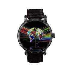 It's a colorful world watch