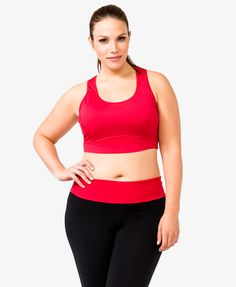ef567f208bd51 Forever 21 offers great fitness gear at even better prices! Now available  in plus size