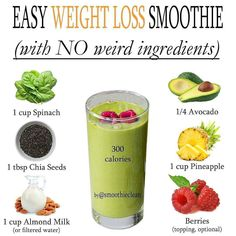 Smoothie Diet Plans, Smoothie Challenge, Easy Smoothie Recipes, Easy Smoothies, Smoothie Drinks, Smoothie Cleanse, Tea Recipes, Fruit Smoothies, Recipies