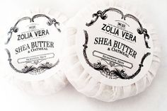 Shea Butter & Oatmeal soap! All natural! Unscented for sensitive skin.