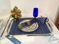 flower show breakfast trays Garden Show, Garden Club, Table Arrangements, Floral Arrangements, Contemporary Flower Arrangements, Cocktail Accessories, Breakfast Tray, Design Table, Table Designs