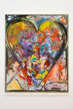 Jim Dine, 'July, Summer XV,' 2014, Alan Cristea Gallery