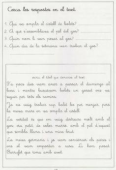Quaderns lector 6al10