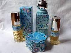 Mijn eerste parfum