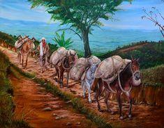 Livestock, Unique Art, Texture, Portrait, Pets, Antiques, Artwork, Painting, Animals
