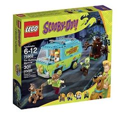 Amazon.com: LEGO Scooby-Doo 75902 the Mystery Machine Building Kit: Toys & Games