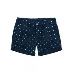 Short pants with polka-dot SUN68 Woman SS15 #SUN68 #SS15 #woman #shorts